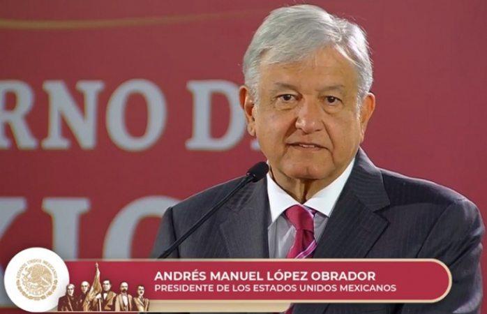 Será delito grave el huachicoleo: López Obrador