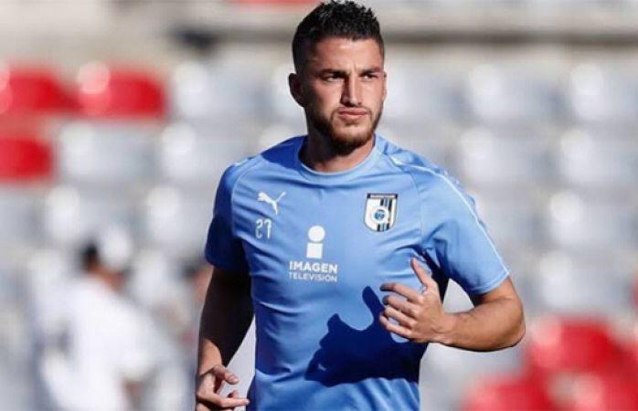 Hiram Mier, nuevo jugador de Chivas — OFICIAL