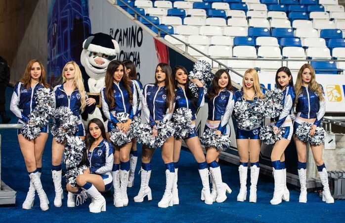 Las chicas sexys de las semifinales de la liga mx