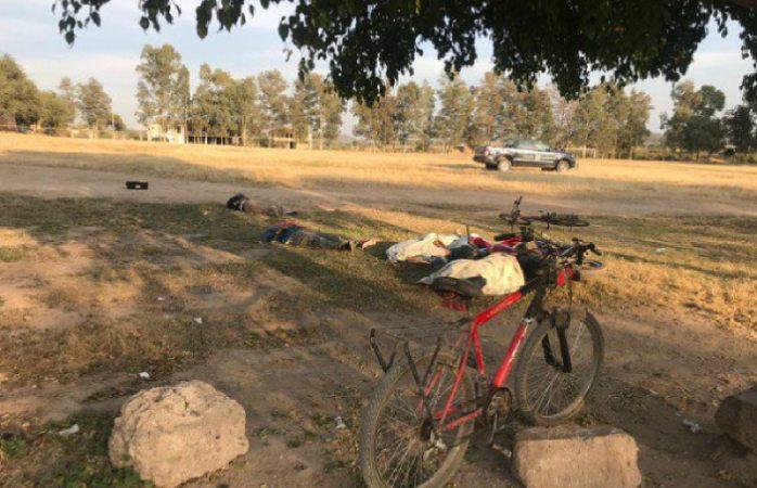 Asesinan a cinco personas en campo de fútbol de comunidad en Irapuato