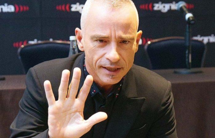 Presenta Eros Ramazzottimaterial con Luis Fonsi