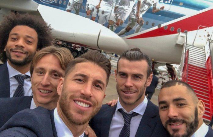 Viaja el real madrid al mundial de clubes