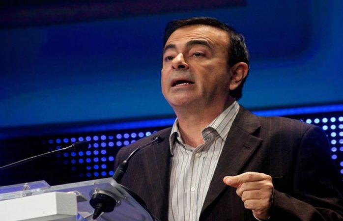 Permanece en detención ex presidente de nissan