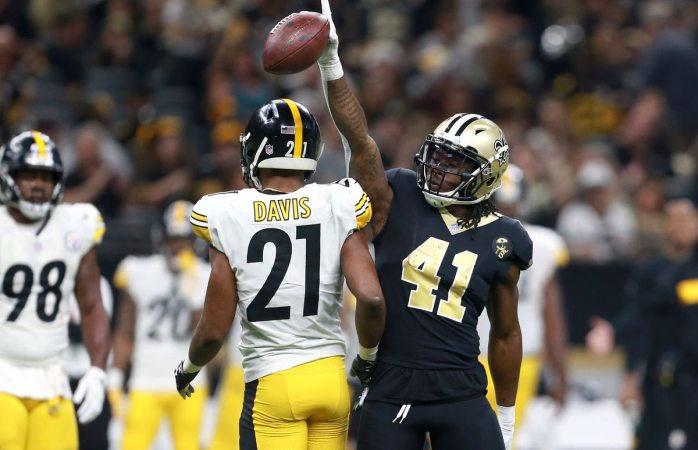 Saints superan a Steelers y aseguran cima de la Nacional