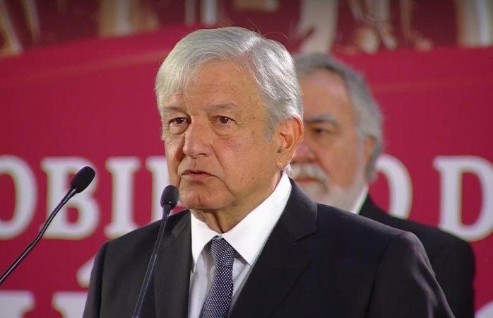 López Obrador responsabiliza a diputados por recortes en presupuesto