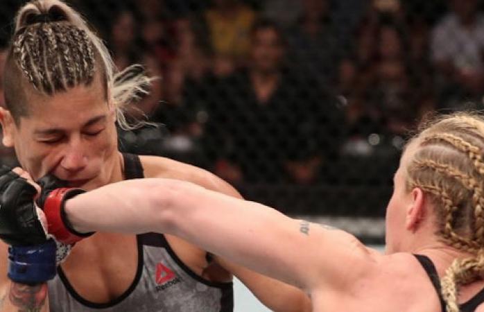 Vídeo: golpiza brutal en UFC desata ira de su presidente contra árbitro