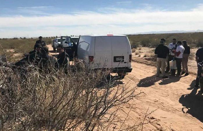 Encuentran osamenta en terreno baldío en Juárez