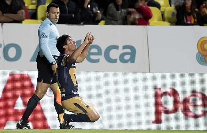 Pumas vence a Morelia y se mantiene invicto