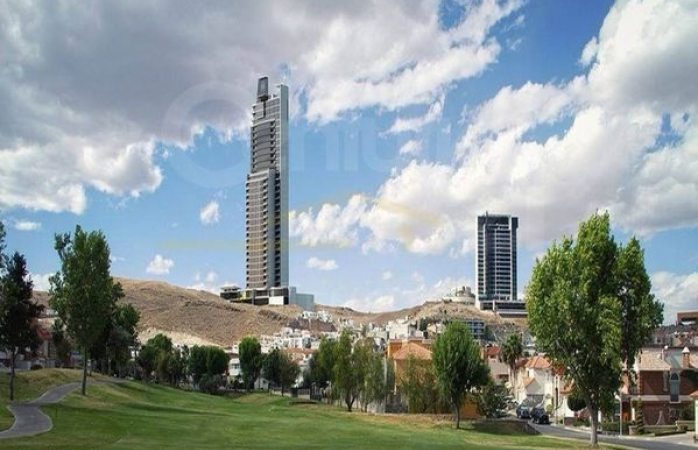 La ciudad tendrá 5 grandes torres para vivienda vertical