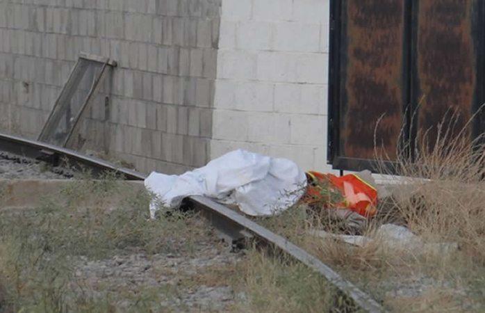 Muere tras ser arrollado por tren