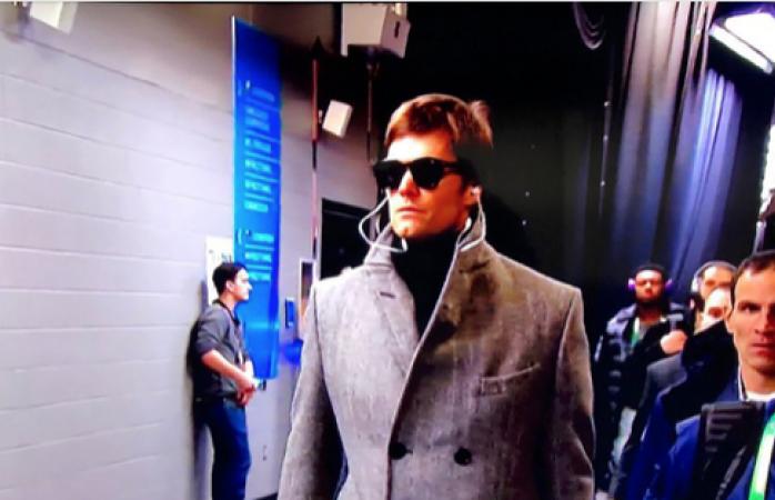 Se hacen memes y se burlan del Look de Tom Brady