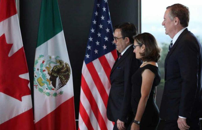 Negociación del TLCAN va mejor con México que con Canadá: EEUU