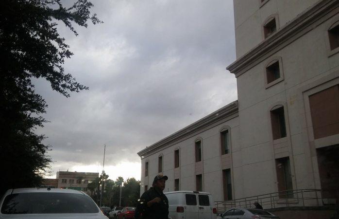 Permanecerá nublado en la capital, prevén 22 grados como máxima