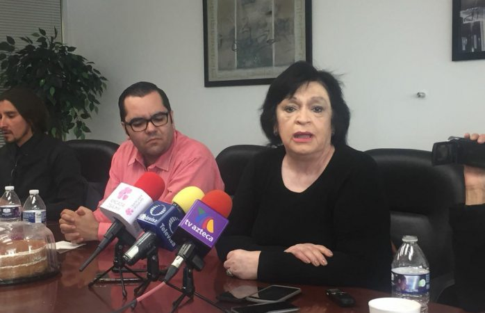 Analiza diputada denunciar a Maclovio por amenazas