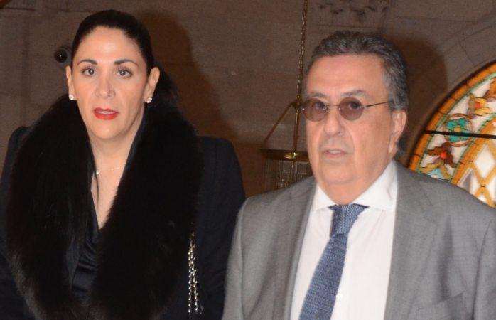 Visita de Gómez Mont a palacio fue por intereses empresariales
