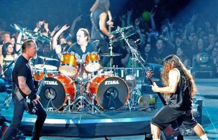 Metallica gana el premio Polar 2018