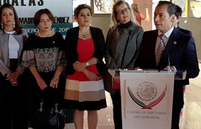 Desmiente el PRI en San Lázaro que pida renuncia de Ochoa Reza