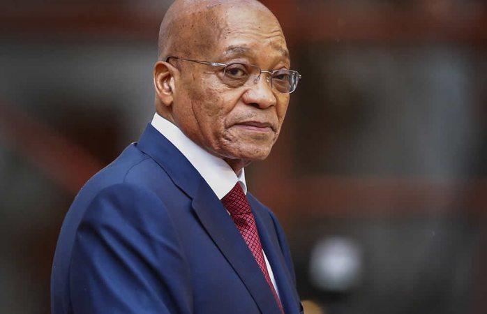 Renuncia presidente de Sudáfrica por corrupción