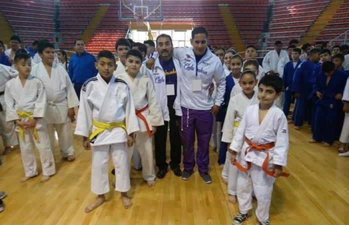 Se cuelgan judokas de la Capital, 27 medallas en Olimpiada Estatal