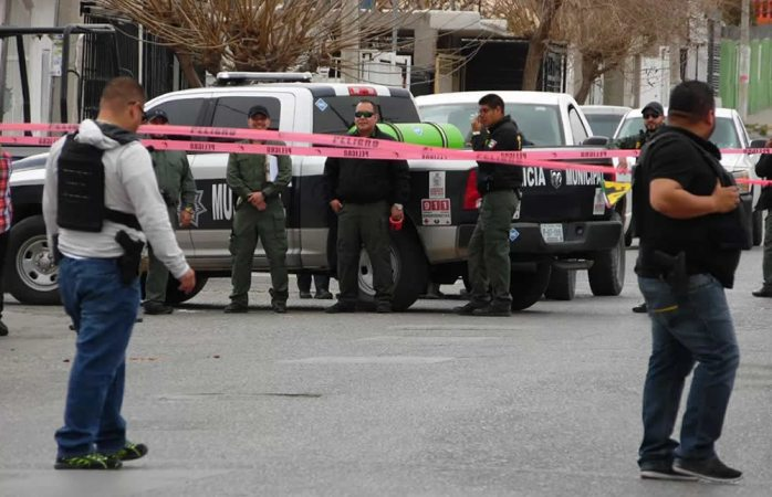 Balacera cerca de CBTIS 114 genera pánico en Juárez