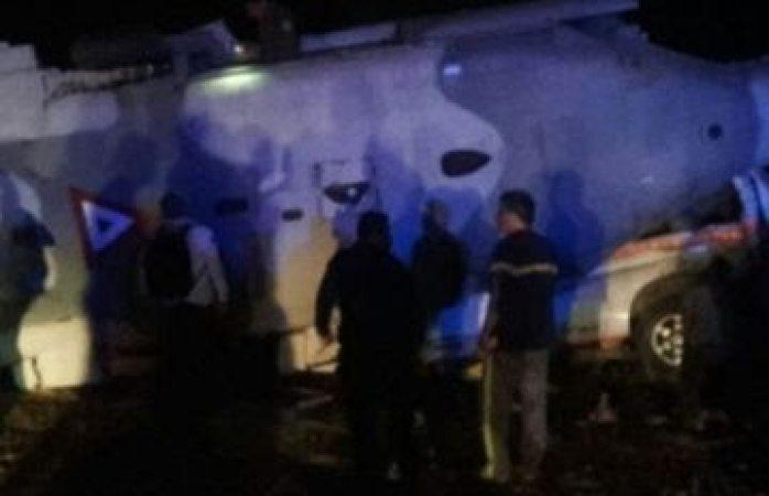 Son 13 muertos tras la caída del helicóptero de segob