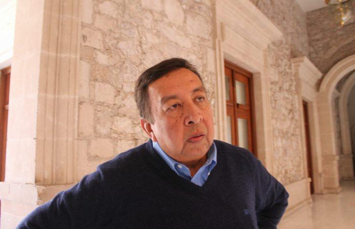 Ponen a Jáuregui casi al último en lista de los pluris al senado