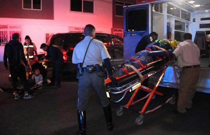Dos lesionados con arma de fuego en ciudad Juárez