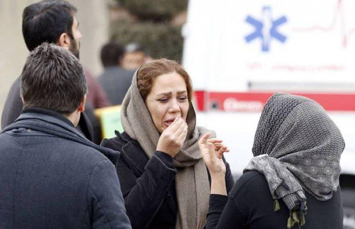 Desplome de avión deja 66 muertos en Irán