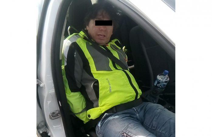 Fuerte movilización por sujeto que atropelló a peatón en la Pacheco
