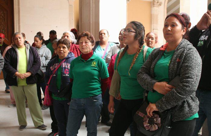 Piden integrantes de la Unta 40 toneladas de frijol para familias vulnerables