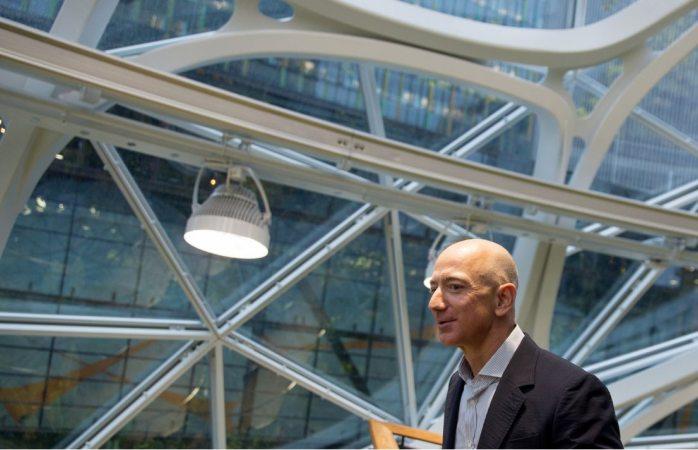3 claves del éxito, según Jeff Bezos fundador de Amazon