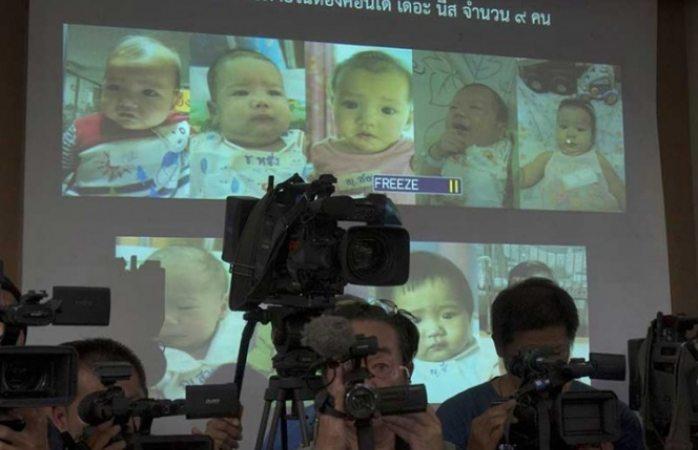 Magnate recibe custodia de 13 hijos concebidos con madres de alquiler