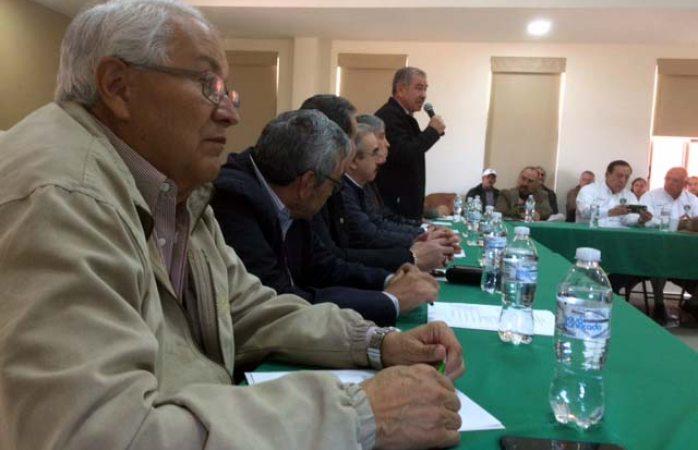 Viene un serio problema por la disputa del agua: Chávez