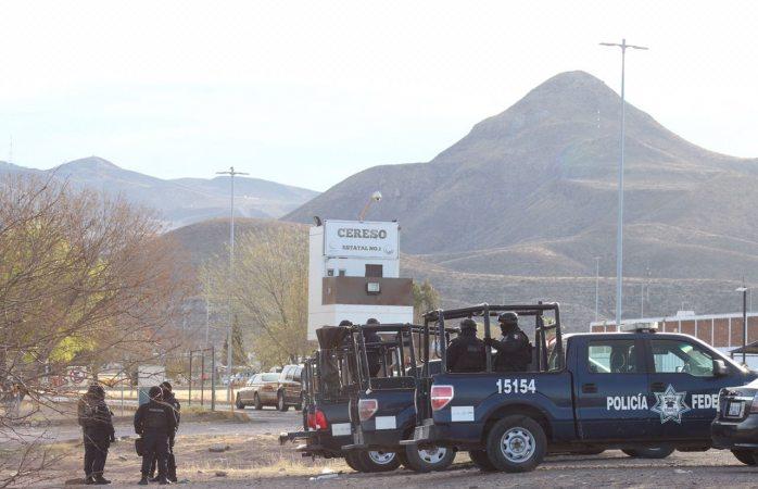 Policía Federal rinde informe de Operativo Escudo Titán en varios estados