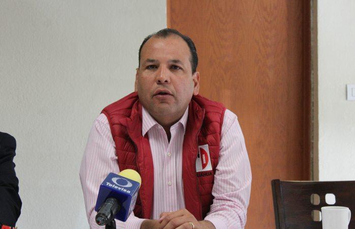Si algún militante es postulado por otro partido, deja el PRI: Bazán