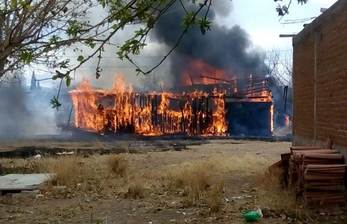 Ha atendido bomberos 1157 incendios en el año