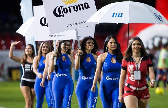 Galería; las bellezas del torneo de la Liga MX