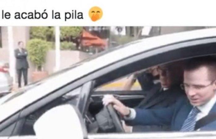 Meade Trolleo en Twitter a Ricardo Anaya