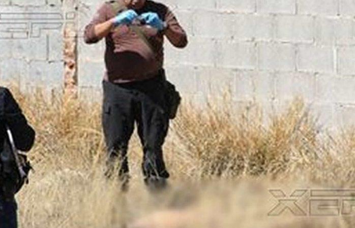 Hallan un muerto en terreno de Cuauhtémoc