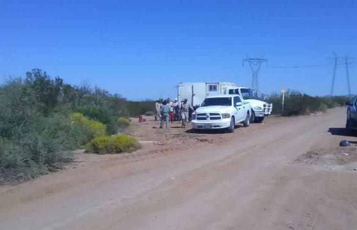 Aseguran toma clandestina de Pemex en ejido El Peñol