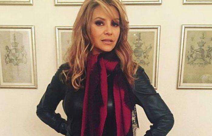 La actriz Daniela Castro sufre accidente grabando telenovela