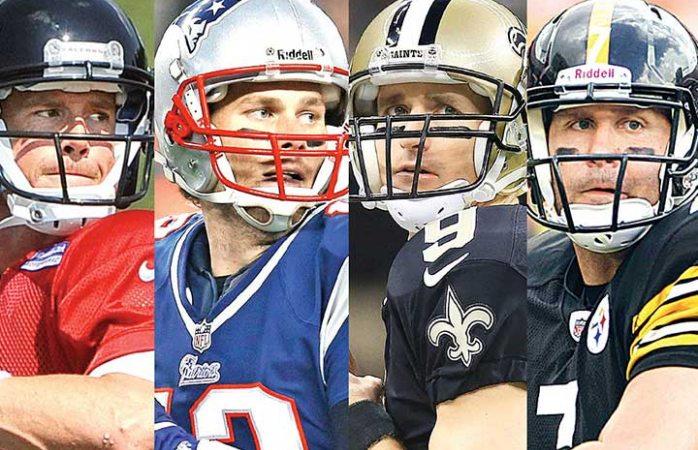 Duelos contrastantes en la Ronda Divisional de la NFL