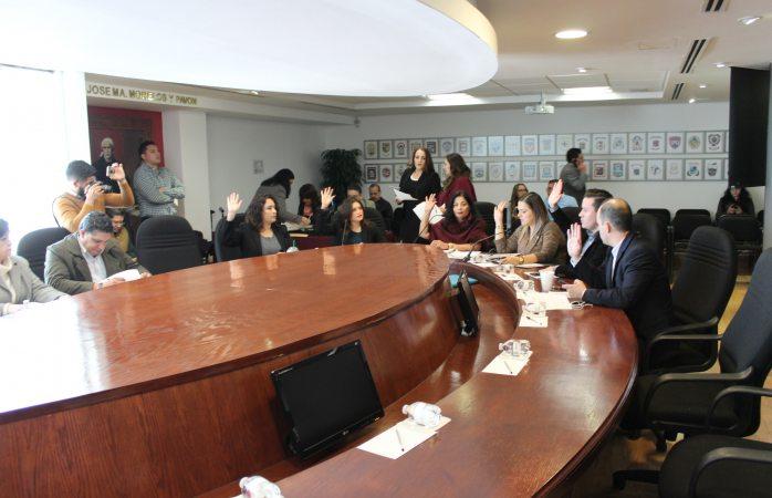 Aprueban diputados licencia de Imelda Beltrán