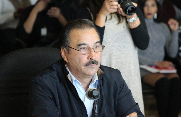 Apoya coordinador del PAN protesta del gobernador