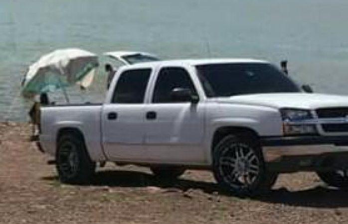 Se roban pick up blanca en el centro; piden ayuda para localizarla
