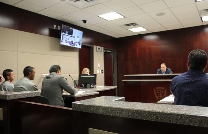 Ante juez presuntos asesinos de Fernando Flores por secuestro exprés y robo