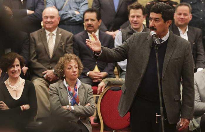 Abandona comité anticorrupción a Corral por politizar tema hacendario