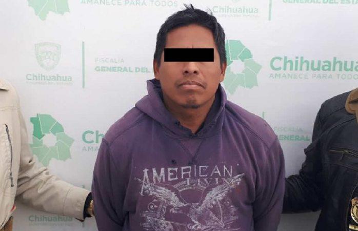 Capturan en Juárez a secuestrador de funcionarios de Veracruz