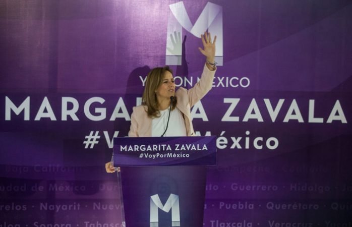 López Obrador está políticamente en los 70; le puedo ganar: Margarita Zavala