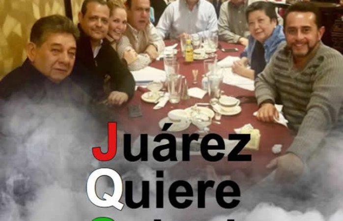 Divulgan supuesto amarre de Quintana para alcaldía de Juárez